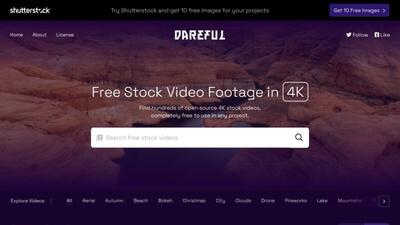 Dareful|動画素材