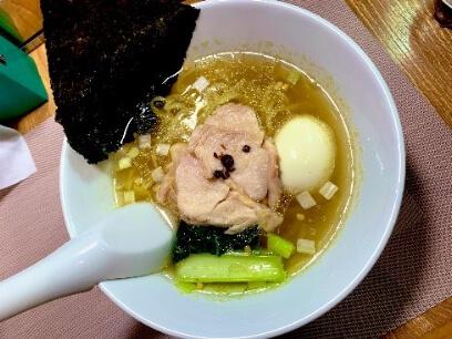 昆布の塩らー麺専門店MANNISH(マニッシュ)東日本橋店
