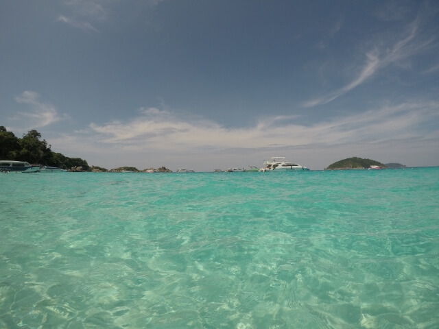 シミラン諸島@thailand